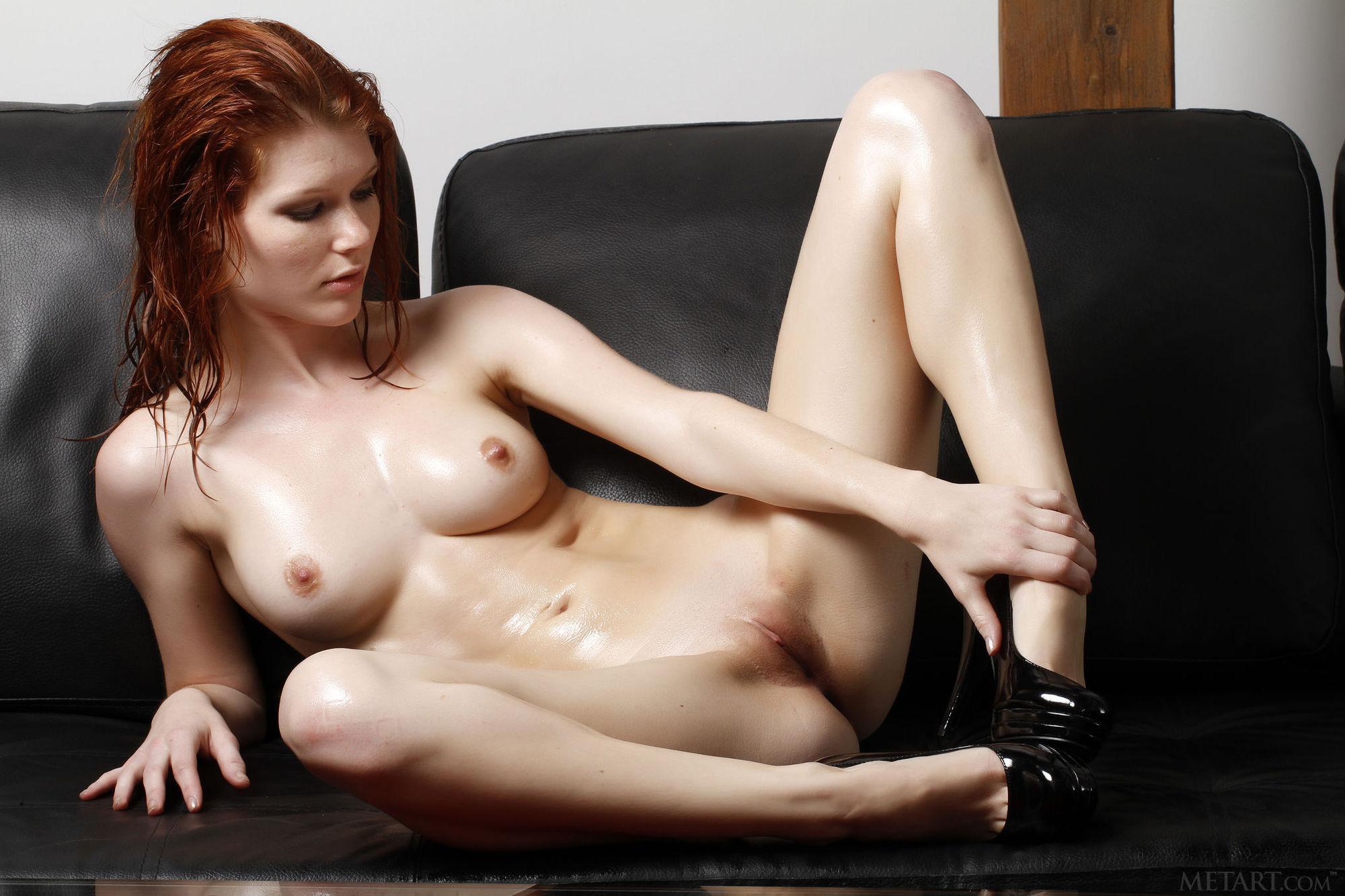 Фото голой рыжей девушки 9 фотография